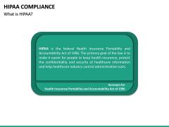HIPAA Compliance PPT slide 12