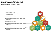 Honeycomb PPT slide 21