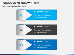 Text boxes bundle PPT slide 64