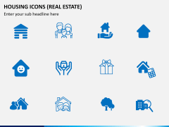 Housing Icons Icons PPT slide 4
