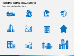 Housing Icons Icons PPT slide 5