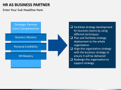 HR as Business Partner PPT slide 10