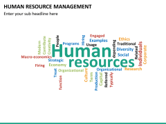 HR management PPT slide 21