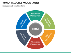 HR management PPT slide 22