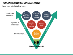 HR management PPT slide 23