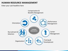 HR management PPT slide 11