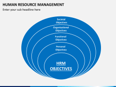 HR management PPT slide 12