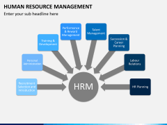HR management PPT slide 3