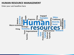 HR management PPT slide 7