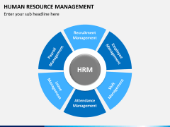 HR management PPT slide 8