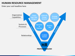 HR management PPT slide 9