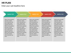 HR plan PPT slide 22