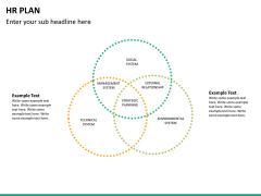 HR plan PPT slide 19