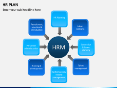 HR plan PPT slide 5