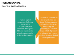 Human Capital PPT slide 22