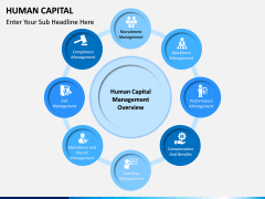 Human Capital PPT slide 1