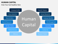 Human Capital PPT slide 3