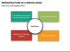 Infrastructure as a service PPT slide 33