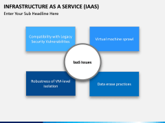 Infrastructure as a service PPT slide 11