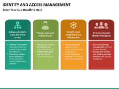 Identity and Access Management PPT slide 22