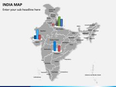 India Map PPT slide 17