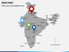 India Map PPT slide 4