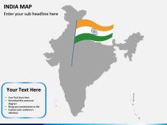 India Map PPT slide 5