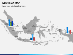 Indonesia map PPT slide 13
