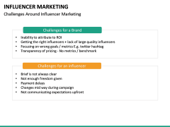 Influencer marketing PPT slide 28