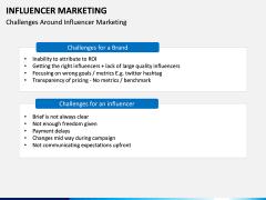 Influencer marketing PPT slide 11