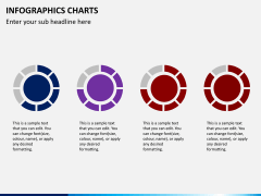 Infographic charts PPT slide 31