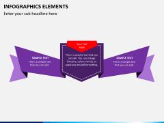 Infographic elements PPT slide 17