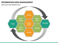 Information data management PPT slide 6