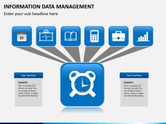 Information data management PPT slide 2