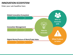 Innovation ecosystem PPT slide 17