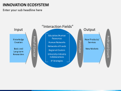 Innovation ecosystem PPT slide 12