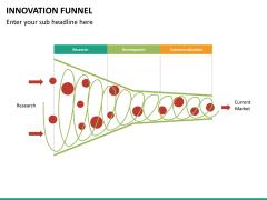 Innovation funnel PPT slide 14
