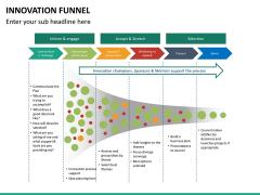 Innovation funnel PPT slide 17
