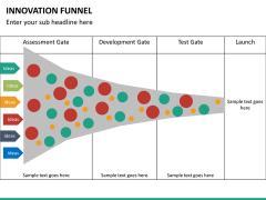 Innovation funnel PPT slide 18