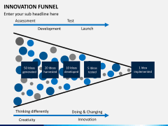 Innovation funnel PPT slide 5