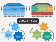 Innovation management PPT cover slide