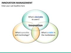 Innovation management PPT slide 23