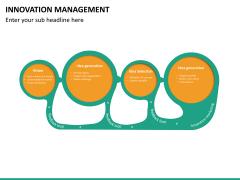 Innovation management PPT slide 14