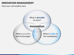Innovation management PPT slide 11