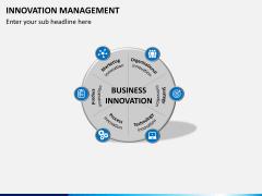 Innovation management PPT slide 3
