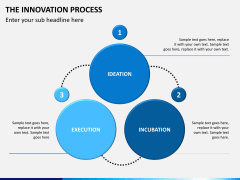 Innovation Process PPT Slide 1