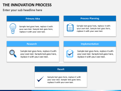 Innovation Process PPT Slide 13