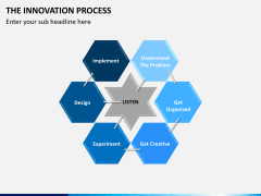 Innovation Process PPT Slide 9