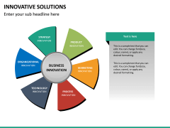 Innovative solutions PPT slide 10