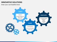Innovative solutions PPT slide 4